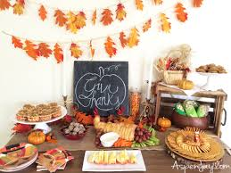 thanksgiving food ideas for a preschool aspen