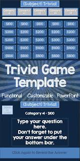 Blank Jeopardy Template The Jeopardy Game Is A Little More Jepordy Template