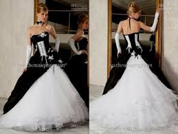 plus size black and white wedding dresses with sleeves naf dresses