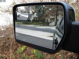 Blind Corner Mirror Does Your Driver Side Mirror Glass Shake More Than Your Passenger
