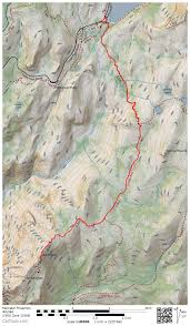 Yosemite Valley Map Yosemite Valley Old Big Oak Flat Road To Rainbow View Calipidder