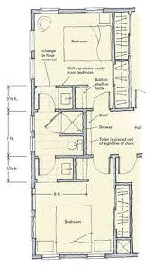 Bathroom Floor Plan Bathroom Floor Plans With Dimensions Re Jack And Jill Bathroom