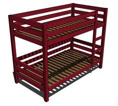 ana white build a classic bunk beds free and easy diy project