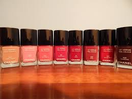 chanel nail polish collection youtube