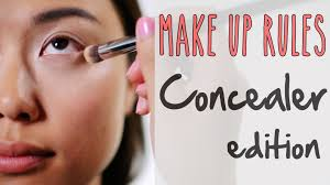 how to apply concealer like a pro makeup artist youtube