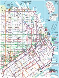Downtown Las Vegas Map by San Francisco Maps California U S Maps Of San Francisco