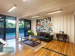 interior of shipping container homes a shipping container home that isn t boring blackle mag
