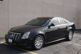 2013 cadillac cts horsepower pre owned 2013 cadillac cts awd sedan luxury collection