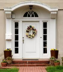 Door House by Choose Your Best Feng Shui Front Door Color