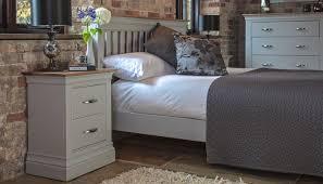 Vienna Grey Painted Bedroom Furniture Dean Robbins Pulse - Painted bedroom furniture
