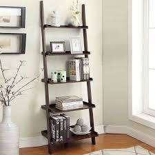 delaney 5 shelf ladder bookshelf jcpenney