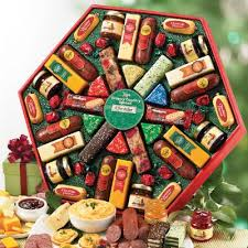 sausage and cheese gift baskets our customers favorite gift variety is appreciated at every