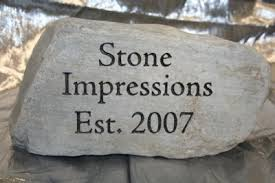 Engraved Garden Rocks Rock And Engraving Portland Oregon Work With