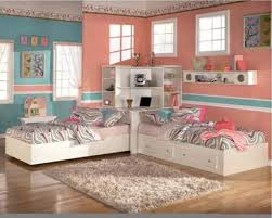 Bedroom  Bedroom Ideas For Girls Bunk Beds With Desk Sturdy Bunk - Girls bunk beds with slide