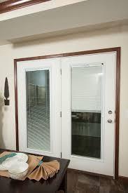 Window Blinds Patio Doors Swing Patio Door With Internal Blinds Colony Homes