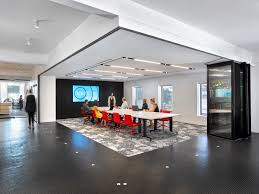 Gensler Gensler Revamps Office Using Nanawall Sliding Glass Walls Nanawall