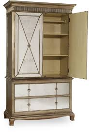 hooker furniture bedroom sanctuary armoire visage 3016 90013