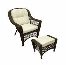Patio Furniture Resin Wicker by Resin Wicker Chairs Foter