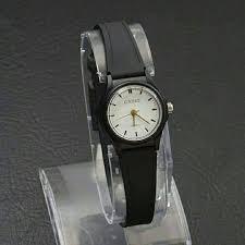Jam Tangan Casio Diameter Kecil jual jam casio kecil hitam putih d 1 5 jam tangan casio cewek