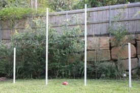 Backyard Football Goal Post Afl Backyard Footy Posts Backyard Footy Posts