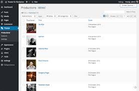 theater for wordpress u2014 wordpress plugins