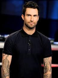 adam levine with tiger tattoo tattoomagz