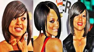 unique bob hairstyles for black women 2017 youtube