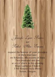 wooden wedding invitations rustic wood wedding invitations for all seasons iwi256 wedding