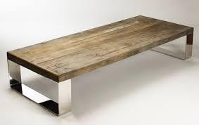 modern wood coffee table for modern theme chocoaddicts com