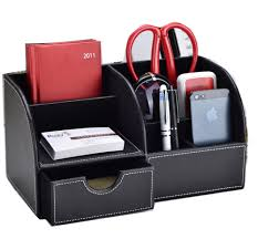 Leather Desk Organizer by Compare Prices On Remote Control Organizer Online Shopping Buy