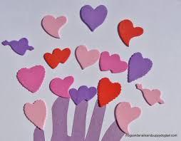 heart handprinttree craft for kids fspdt