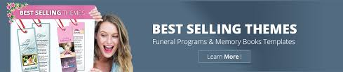 Funeral Program Designs Online Funeral Templates Memorial Program Templates Letter