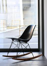 Eames Style Rar Molded Black Ray Eames Style Rar Rocking Chair Pink Hastac 2011