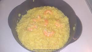cuisine crevette risotto safran crevettes carolem recette cuisine companion