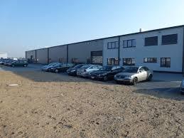 Reifen Bad Vilbel Produktions Und Lagerhalle Terraconcept