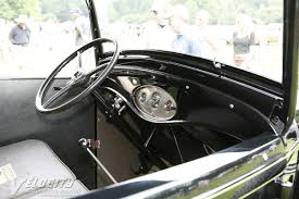Classic Ford Truck Interiors - picture of 1932 ford open cab pickup
