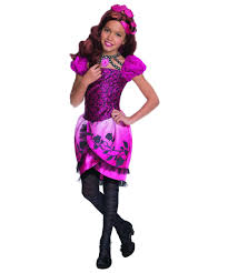 halloween costumes girls kids ever after high bria beauty princess child costume girls