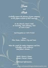 wedding e invitations email invitation templates free free e card invitations