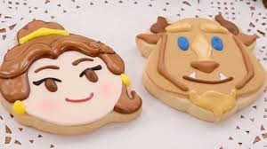 celebration emoji beauty and the beast cookies disneyemojiblitz disney family
