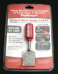 taphanger picture frame hanger review