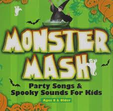 monster mash party songs monster mash party songs amazon com