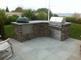 outdoor kitchen faucet barbecue island frame kits concrete grill shade pendant lights