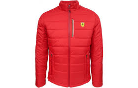 ferrari clothing puma striukė ferrari padded jackets sportsman lt