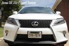lexus crossover 2014 lexus rx 350 f sport crossover review dallas socials