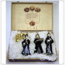 kurt adler harry potter ornaments for the of harry