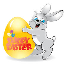 bunny easter scary easter bunny images pictures clipart drawing