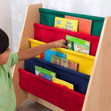 kidkraft sling bookshelf natural walmart com