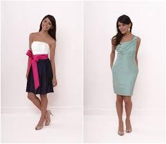 bridesmaid dresses by coren moore preppy wedding style
