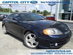 used 2004 hyundai tiburon gt for sale in indianapolis in vin