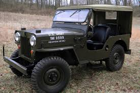 indian jeep mahindra willys cj3b find